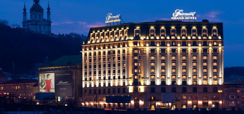 Fairmont Grand Hotel 5*