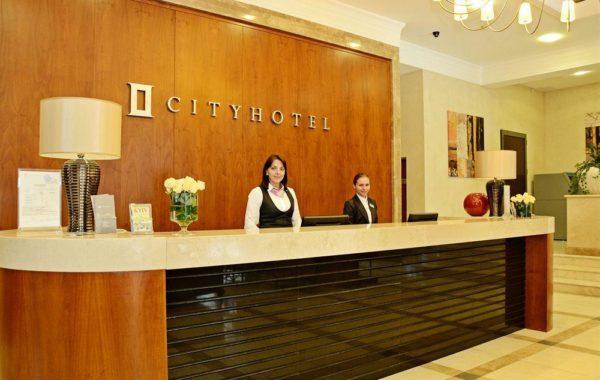 City Hotel 4*