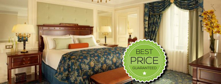 Hotel booking on special rates