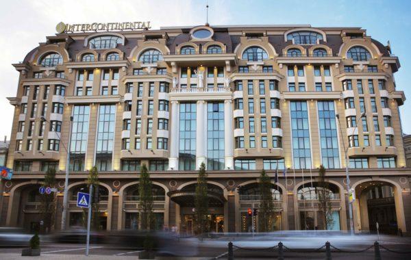 InterContinental Kiev 5*