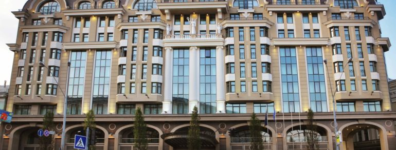 InterContinental Kiev 5*