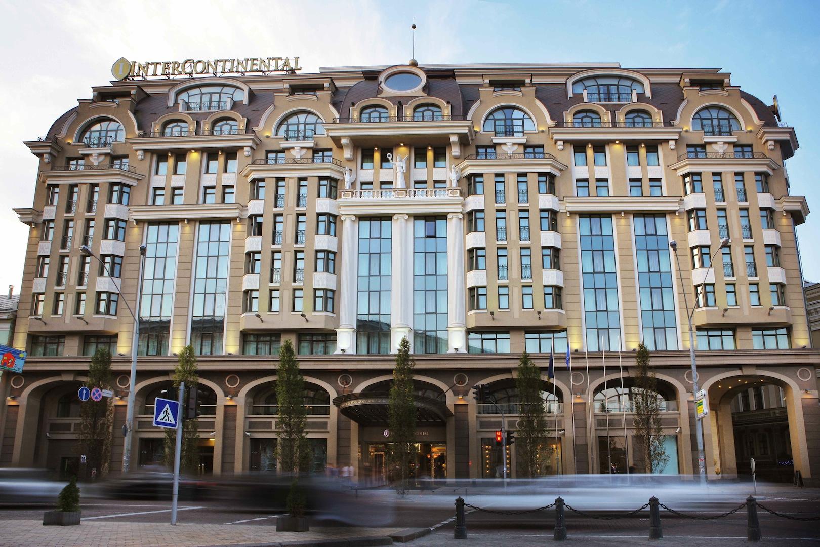 Отель в Киеве