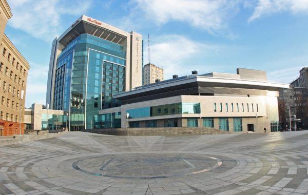 Premier Palace Hotel Kharkiv 5*