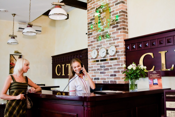 City Club Hotel 4* (Kharkiv)